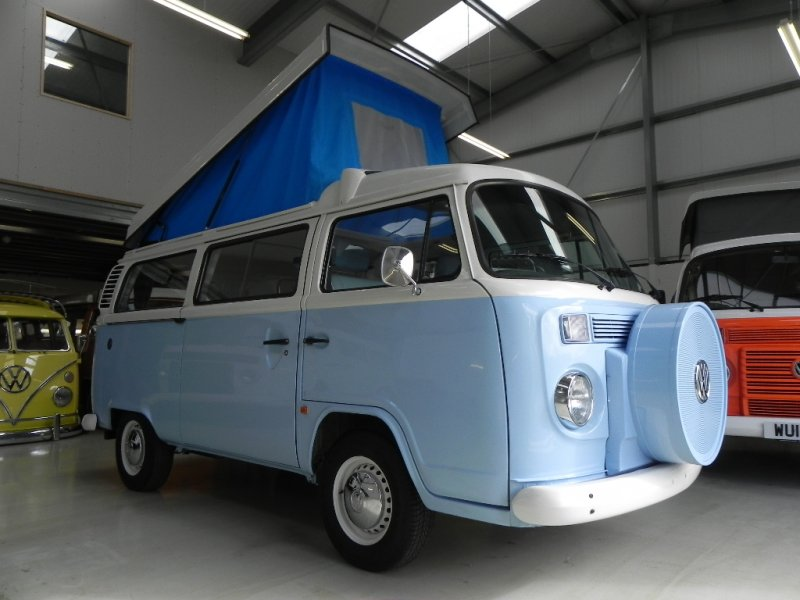 2011 Vw Kombi 6 Seater Huge Pop Top Roof Amazing Interior