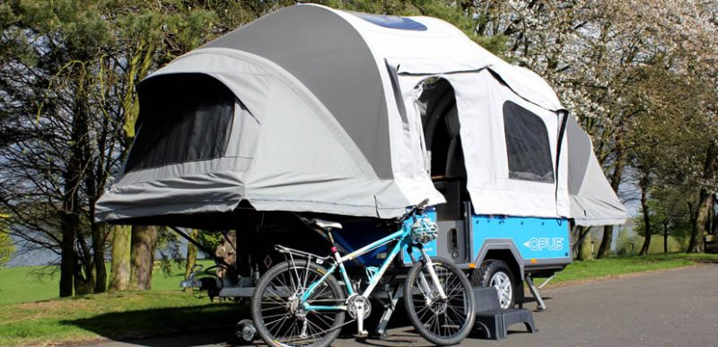 Campervans For Sale >> 2018 OPUS AIR-BEAM 6 person trailer tent, Ready to roll ...