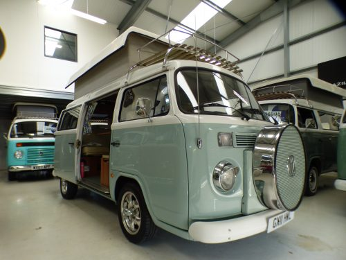 207c813fa4b90f 2011 Left Hand Drive VW Kombi
